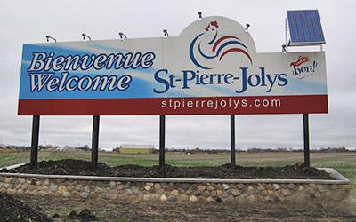 Village of St Pierre Jolys - Home